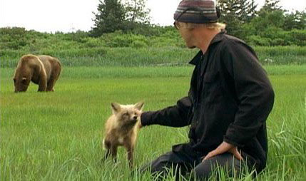 Movie_Grizzly Man_Timothy Treadwell