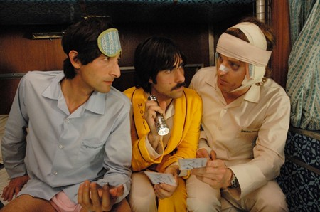 Movie_The Darjeeling Limited_Owen Wilson_Jason Schwartzman_Adrien Brody