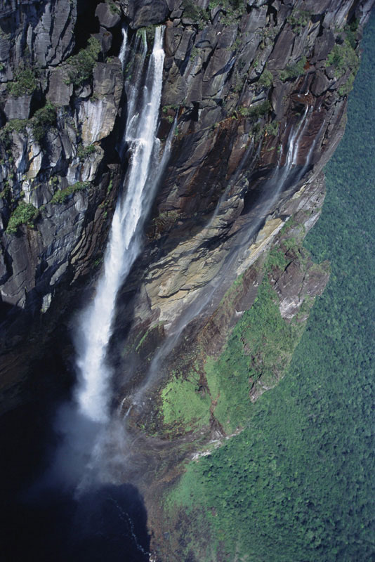 Movie_Planet Earth_Waterfall