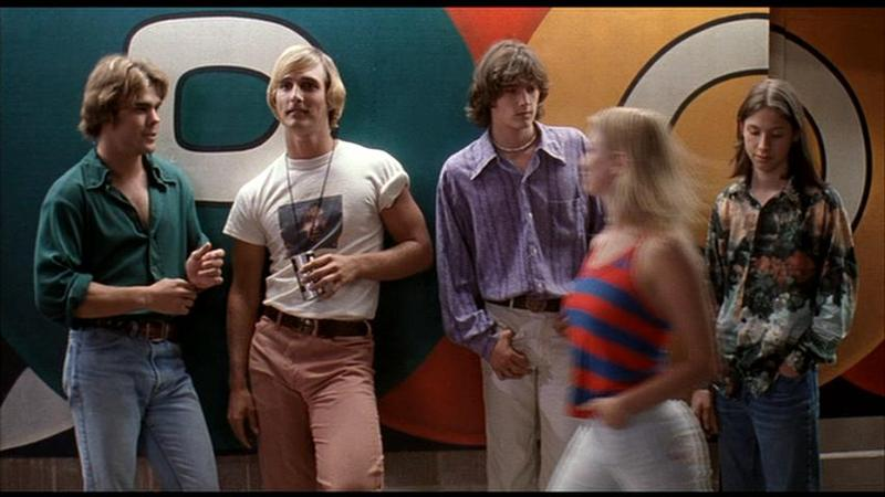 Movie_Dazed and Confused_Matthew McConaughey