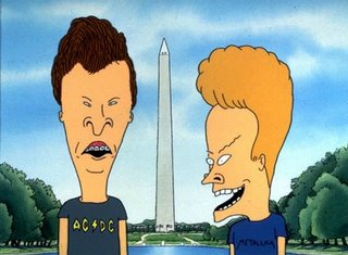 Movie_Beavis and Butt-head Do America_Mike Judge