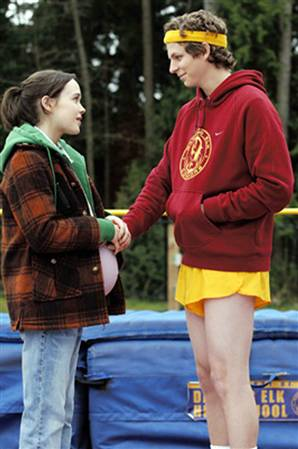 Movie_Juno_Ellen Page_Michael Cera