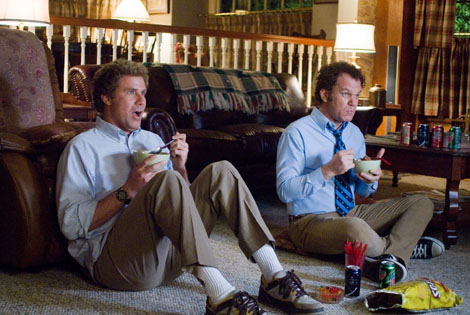 Movie_Step Brothers_Will Ferrell_John C Reilly