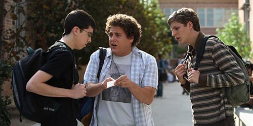 Movie_Superbad_Jonah Hill_Michael Cera_Christopher Mintz-Plasse
