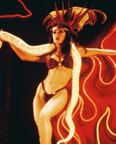 Movie_From Dusk Till Dawn_Salma Hayek