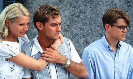 Movie_The Talented Mr Ripley_Gwyneth Paltrow_Matt Damon_Jude Law