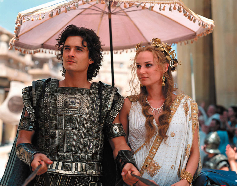 Movie_Troy_Orlando Bloom_Diane Kruger