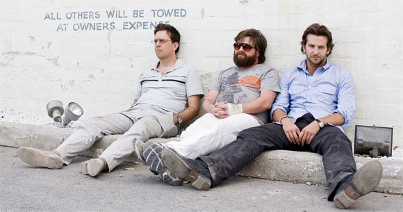 Movie_The Hangover_Ed Helms_Zach Galifianakis_Bradley Cooper