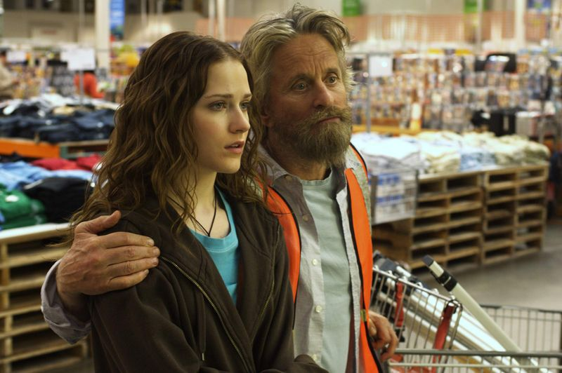Movie_King of California_Evan Rachel Wood_Michael Douglas
