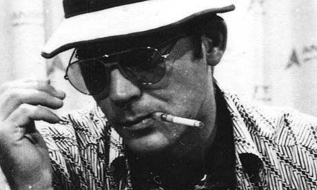 Gonzo_Hunter S Thompson